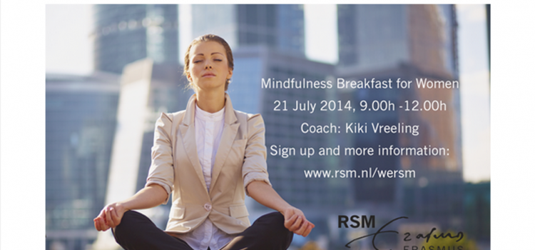 Ki² Keynote speaker Mindfulness Breakfast for Women